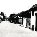 ถนนบริเวณหน้าบ้านเดิมของเจ้าพระคุณสมเด็จฯ (บ้านของพระองค์อยู่ด้านขวามือ)