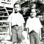 ภาพน้องชายสองคนของเจ้าพระคุณสมเด็จฯ (จำเนียรและสมุทร)