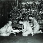 สมเด็จพระสังฆราชแห่งราชอาณาจักรลาว (สมเด็จพระยอดแก้ว พุทธชิโนรส (บุญทัน ธมฺมญาโณ บุปผรัตน์)) เสด็จเยือนประเทศไทยอย่างเป็นทางการในฐานะอาคันตุกะของสมเด็จพระสังฆราช ตามคำทูลอาราธนาของรัฐบาลไทย วันที่ ๑๕-๑๗ พฤษภาคม ๒๕๑๐