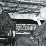 เสด็จไปนมัสการหลวงปู่ผาง จิตฺตคุตฺโต วัดอุดมคงคาคิรีเขต