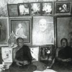 เสด็จสำนักสงฆ์ถ้ำผาปล่อง เยี่ยมหลวงปู่สิม พุทฺธาจาโร