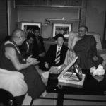 วันที่ ๔-๑๐ เมษายน ๒๕๔๑ ร่วมการประชุมสุดยอดผู้นำชาวพุทธเพื่อการเผยแผ่พระพุทธศาสนาแห่งโลก ที่ประเทศญี่ปุ่น