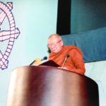 เจ้าพระคุณสมเด็จฯ ในฐานะประมุขแห่งคณะสงฆ์ไทย ทรงเป็นองค์ประธานในการประชุม The First World Buddhist Propagation Conference