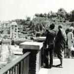ในคราวเสด็จพิธีเปิดวัดพุทธปทีป เมื่อเดือนสิงหาคม ปี พ.ศ. ๒๕๐๙ ได้เสด็จยังกรุงโรม ประเทศอิตาลี โอกาสนี้ทรงเยี่ยมชมโบราณสถานสำคัญๆ หลายแห่ง