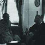 พบผู้นำทางศาสนาคริสต์ คราวเยือนประเทศออสเตรเลีย พ.ศ. ๒๕๑๑